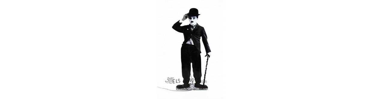 Figuras Charlie Chaplin (Charlot)