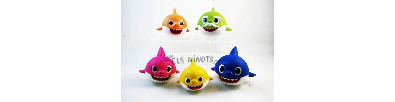 Figuras Baby Shark