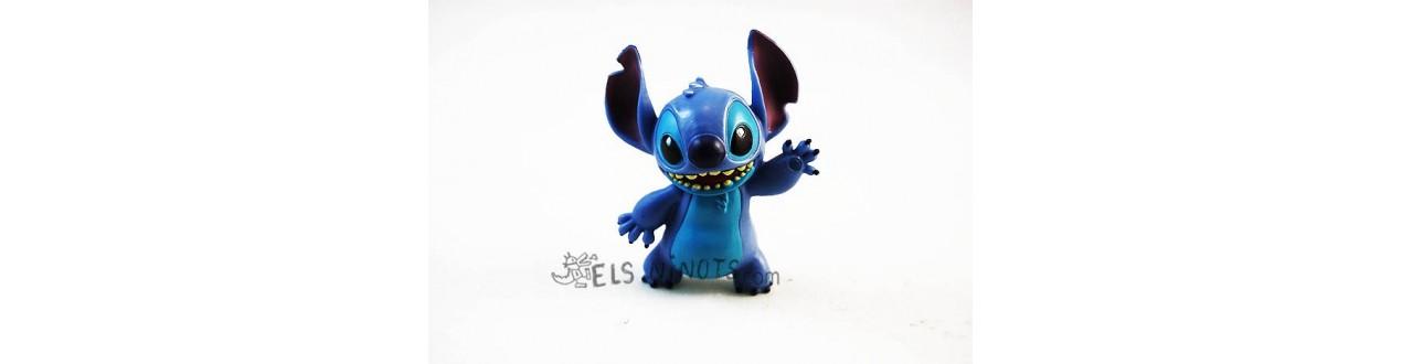 Figuras Lilo y Stitch Bullyland