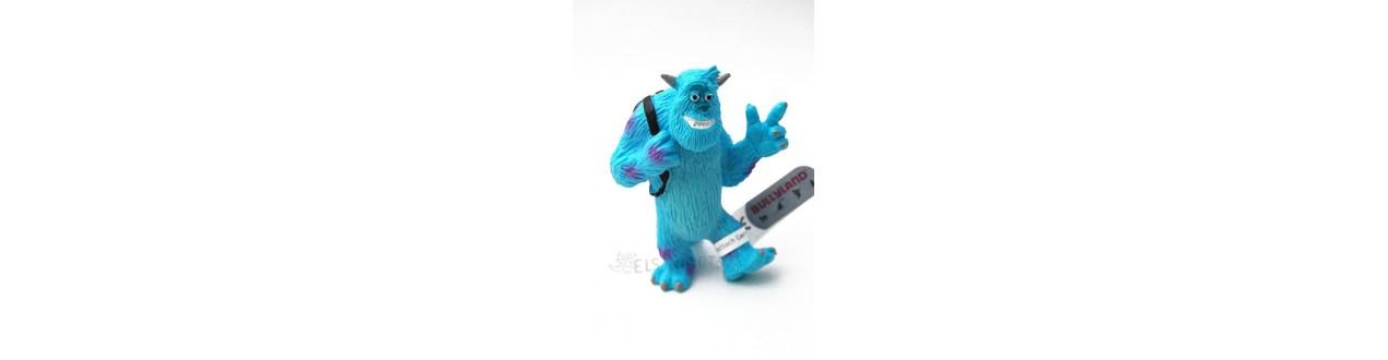 Figuras Monstruos S.A de Disney