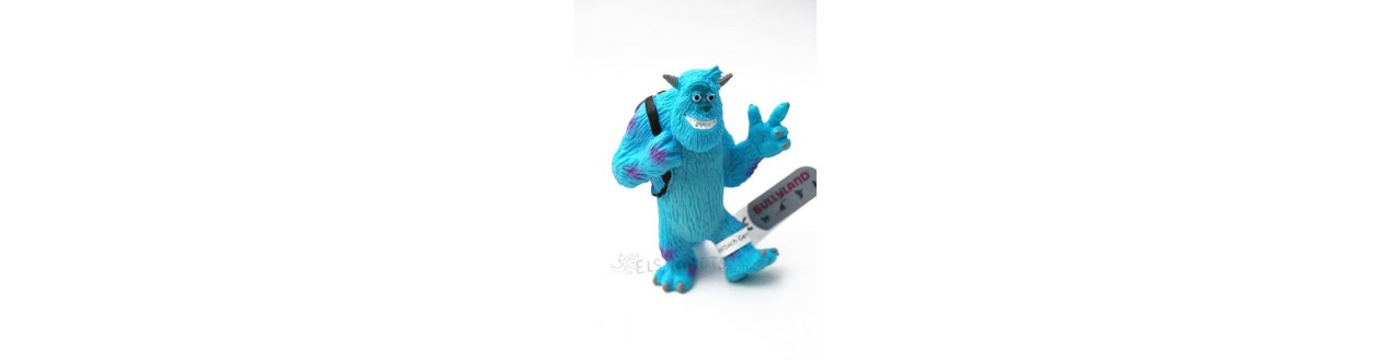 Figures Monstres S.A de Disney