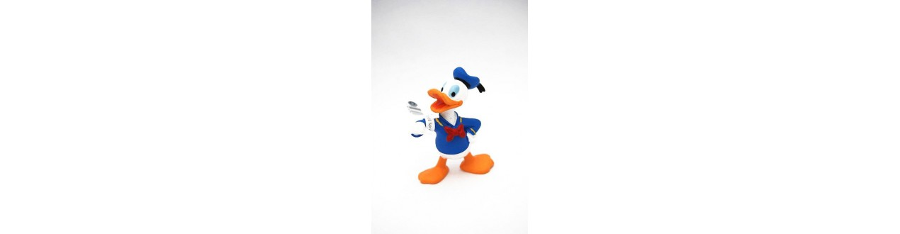Figuras Pato Donald de Disney
