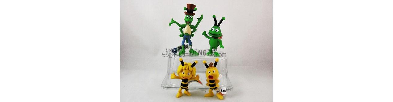 Figurines Maya l'abeille