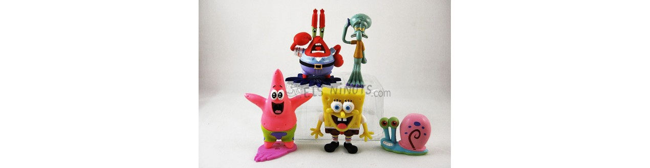 Figurines Bob l'éponge (comansi)