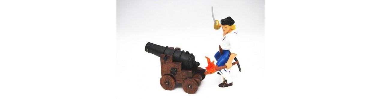 Figuras Piratas de Papo