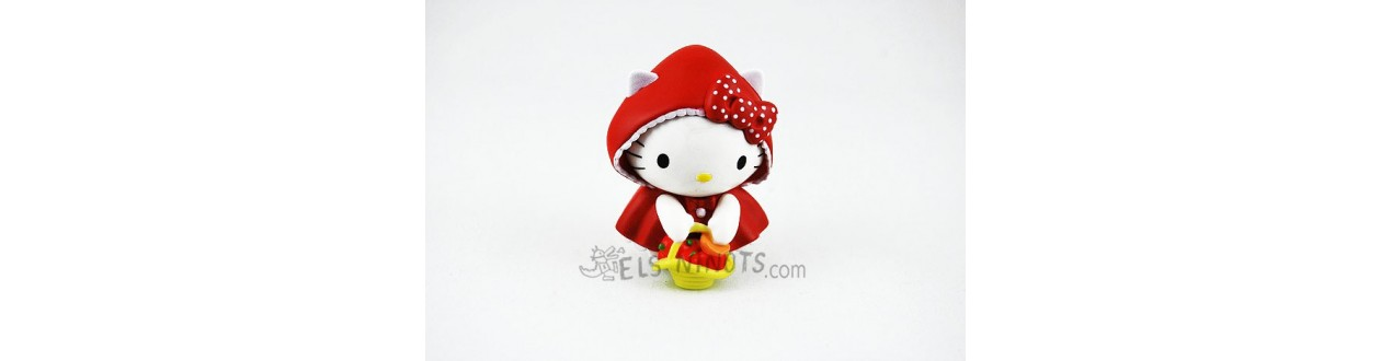 Figuras Hello Kitty