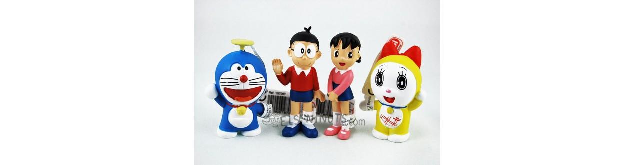 Figuras Doraemon