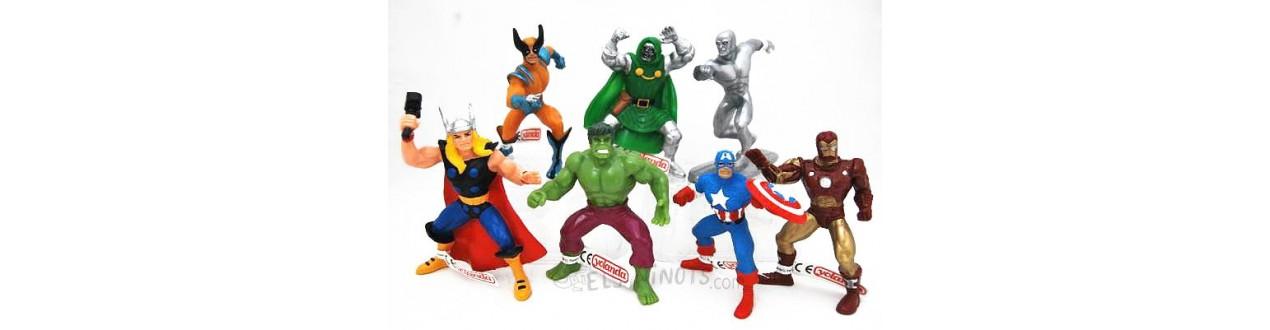 colecciones figuras comic