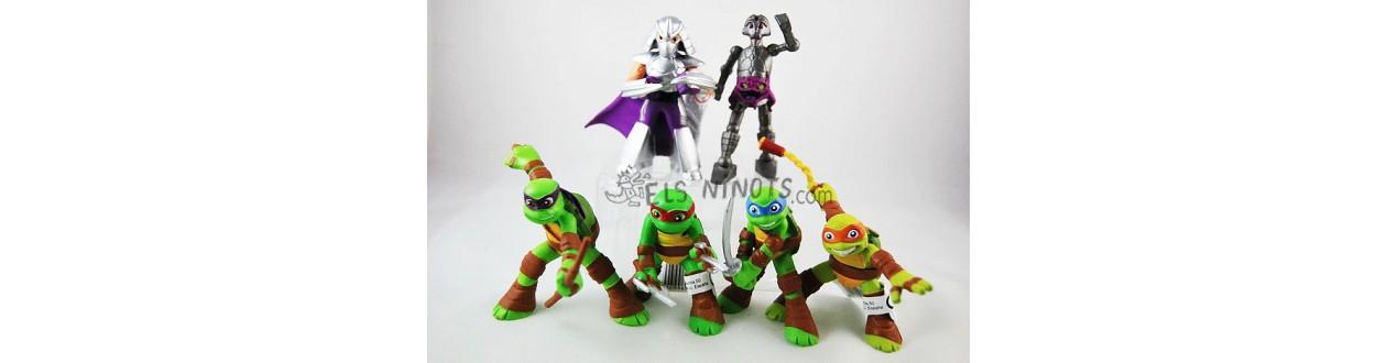 Figuras Tortugas Ninja Comansi