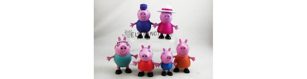 Figures Peppa Pig Comansi