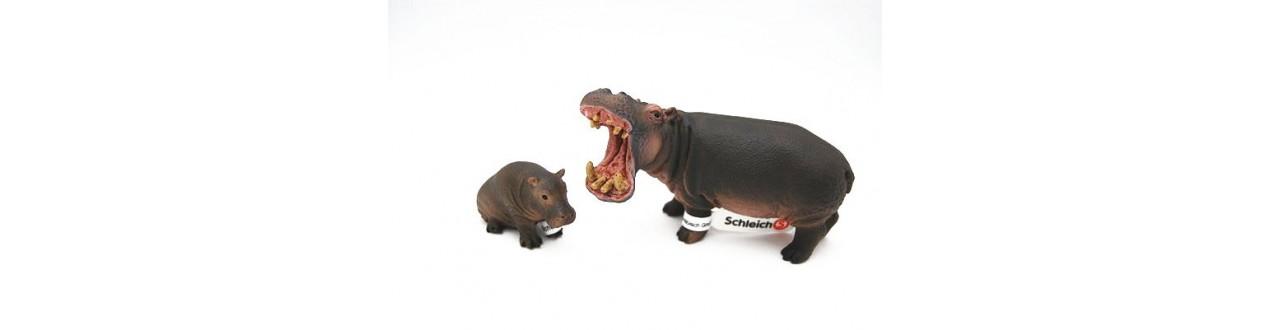 Figurines d'animaux Afrique Schleich