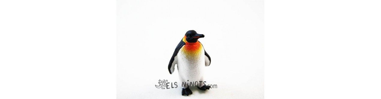 Figures Animals Àrtic i Antàrtic Schleich