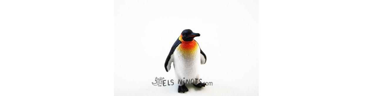 Figurines d'animaux arctiques et antarctiques Schleich