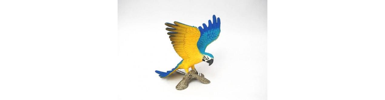 Figurines d'animaux Schleich Amérique