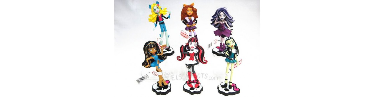 Chiffres de Monster High (Comansi-Yolanda)