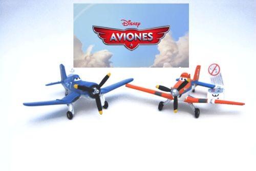 Figures Avions de Disney