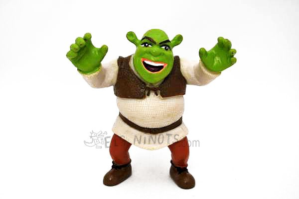 Figures Shrek