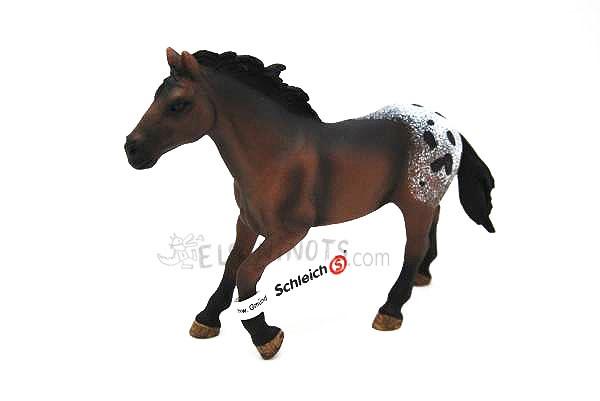 Chiffres chevaux Schleich