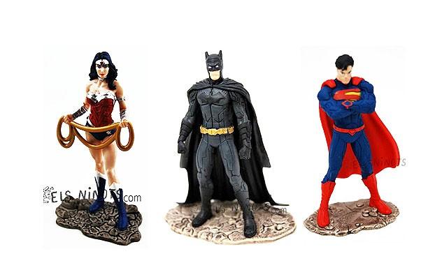 Figures Superherois Schleich