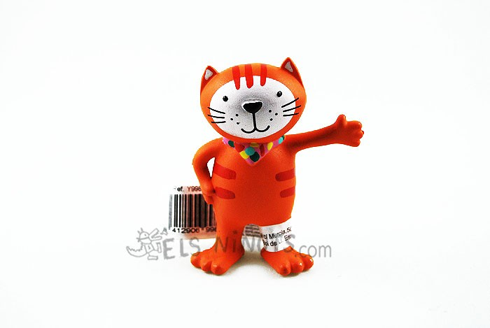 Figurines La Chatte Lupe