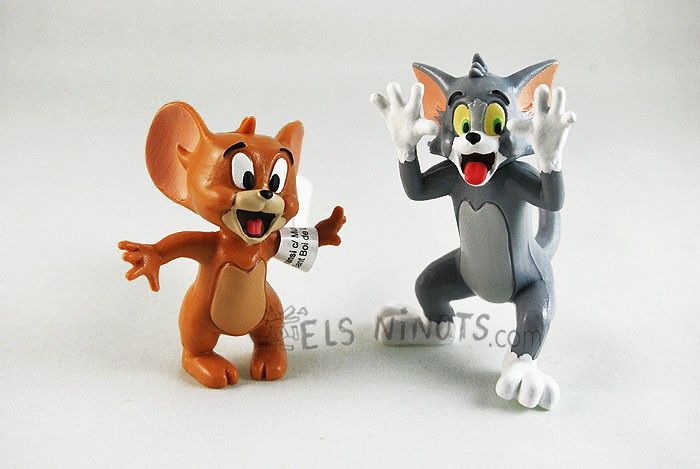 Figures de Tom i Jerry