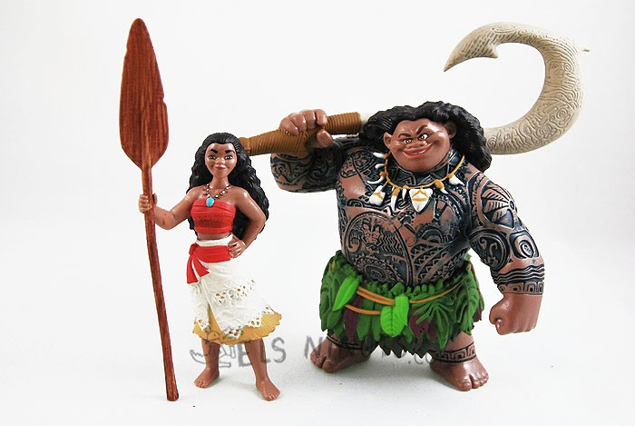 Figurines Vaiana