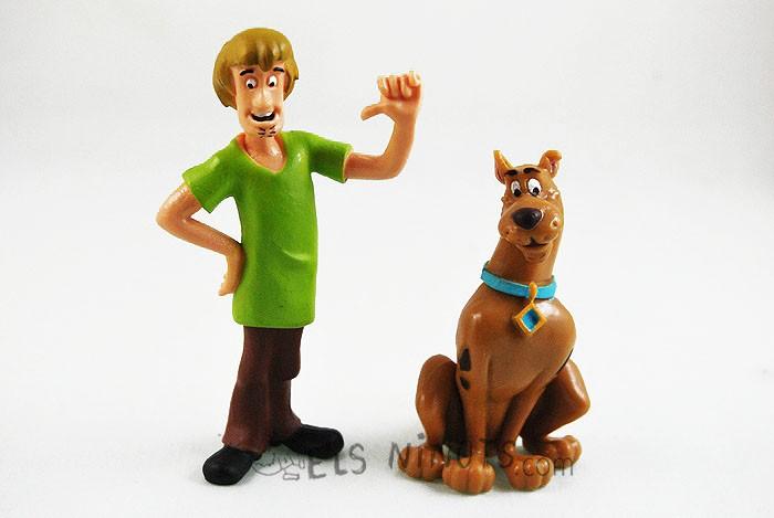 Figuras Scooby Doo