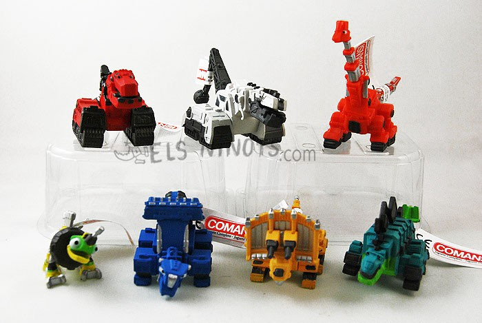 Figures dels Dinotrux