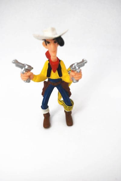 Figurines collection Lucky Luke