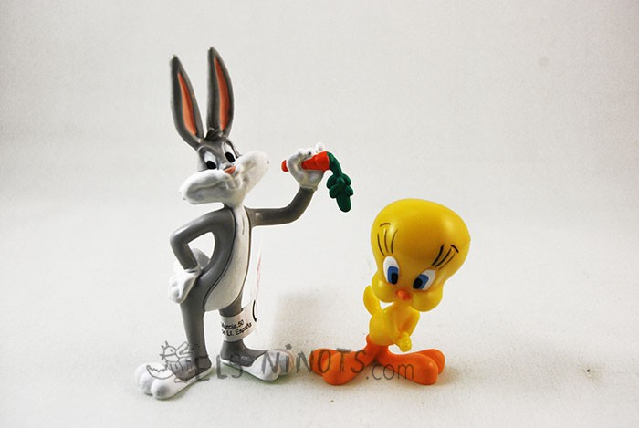 Figures de Looney Tunes