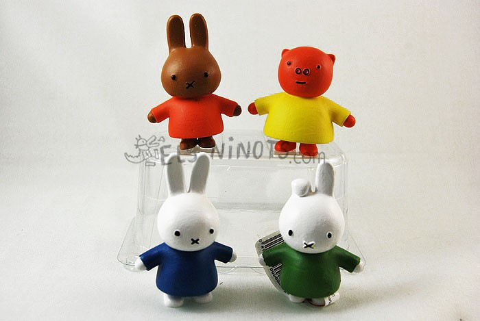 Figures de Miffy