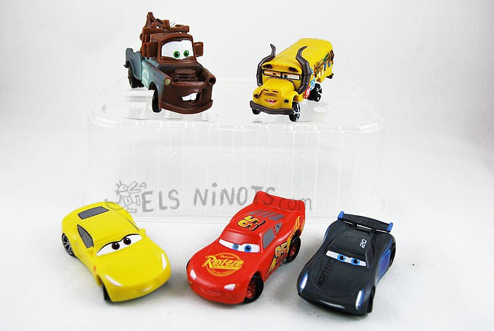 Figures  Cars 3