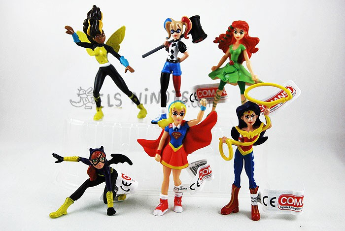 Figures Super Hero Girls
