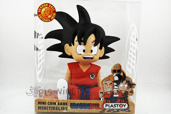 Tirelires Dragon Ball Plastoy