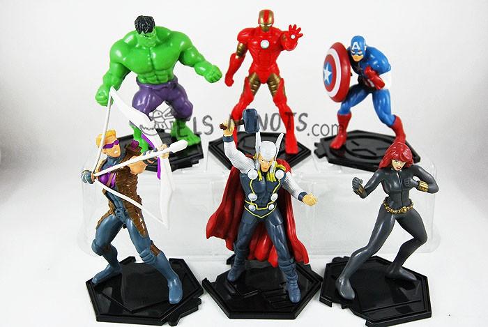 Figuras Avengers Marvel
