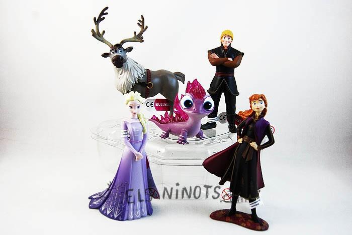 Figurines Frozen 2