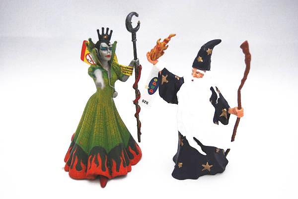 Figurines Le Monde Enchanté